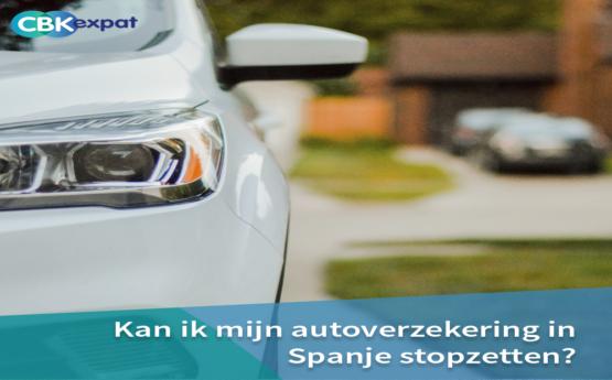Kan ik mijn autoverzekering in Spanje stopzetten?